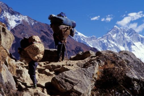 Mount Everest Trekking