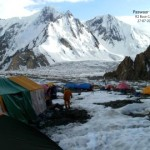 K2 base camp, Pakistan