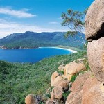 Hot Spots in Tasmania Island