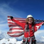 The youngest climber to reach the top of Mount Everest