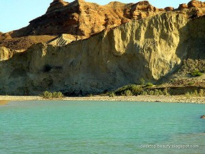 hingol national park view